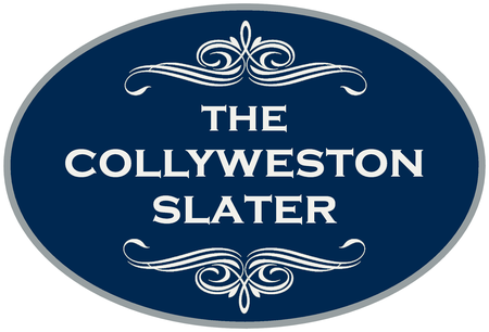 Collyweston Slater - Logo