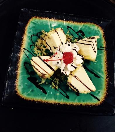 Hokkaido Teppanyaki Hibachi Steakhouse - Fried Tempura Ice Cream