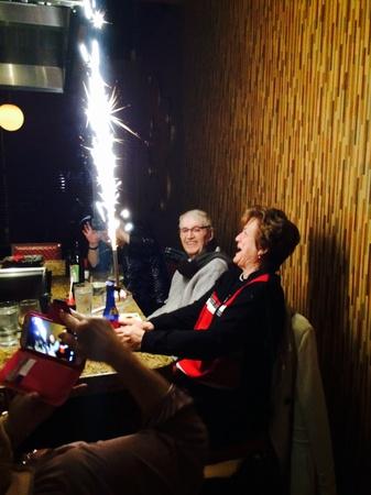 Hokkaido Teppanyaki Hibachi Steakhouse - Celebration