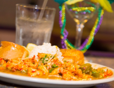 The Pelican House Restaurant - Crawfish Etoufee
