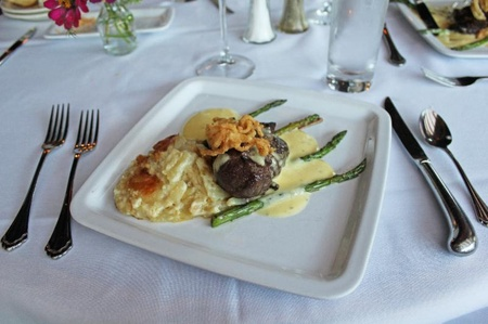 Bistro712 - Plated Meal