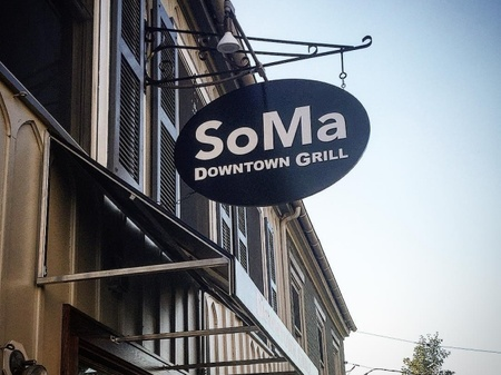 Soma Downtown Grill - SoMa Grill