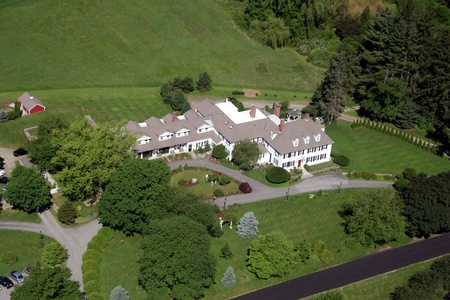 Inn at Woodstock Hill - Aerial Pic