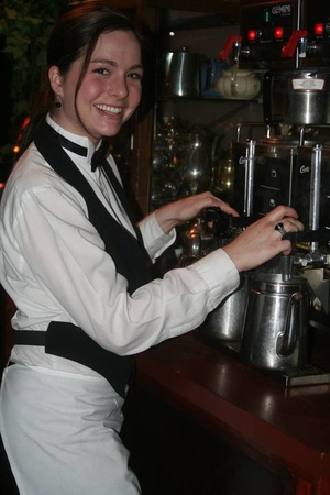 The Holly Hotel - Staff coffee