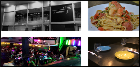 Junction - food . stage . bar - Junction