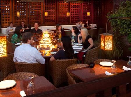 Roppongi Restaurant & Sushi Bar - Firepit