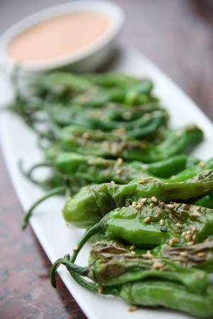 Roppongi Restaurant & Sushi Bar - Green Peppers