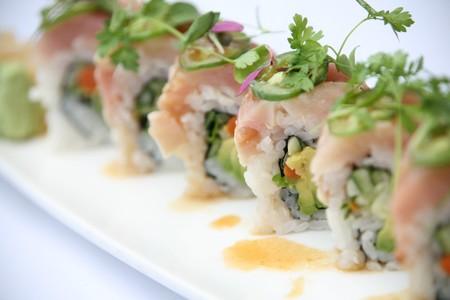 Roppongi Restaurant & Sushi Bar - Sushi