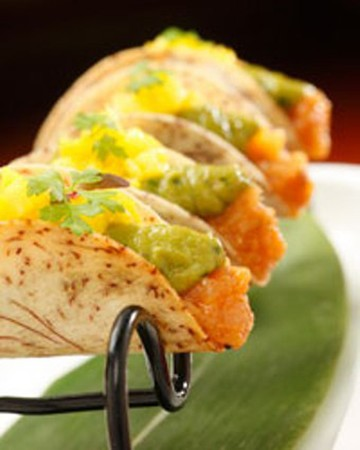 Roppongi Restaurant & Sushi Bar - Tacos