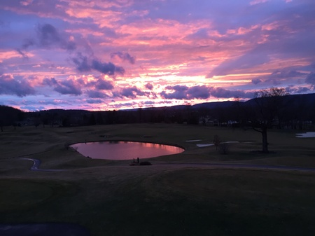 Woodstone Country Club - The View