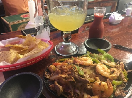 Don Emliano's Restaurante Mexicano  - Fajitas