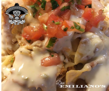 Don Emliano's Restaurante Mexicano  - Nachos