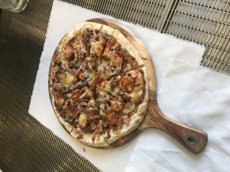 The Hop Factory - pizza