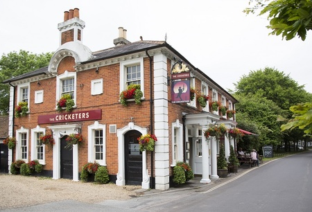 The Cricketers Hartley Wintney - The Cricketers