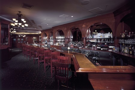 Donovan's of La Jolla - Donovan's bar