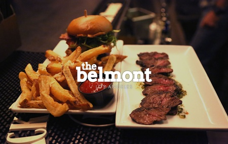 The Belmont - The Belmont