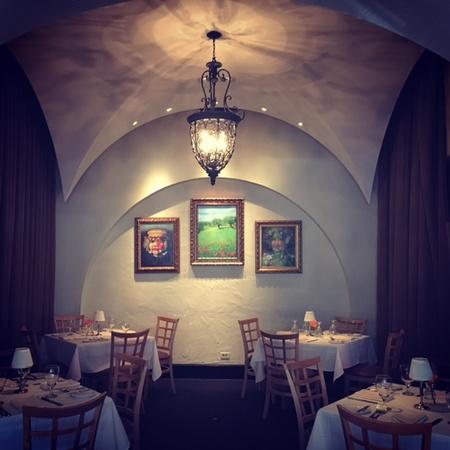 Cadot Restaurant - Arch Room