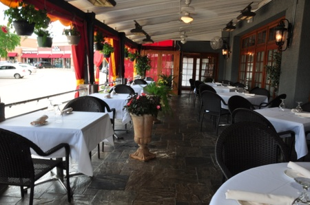 Cadot Restaurant - Patio