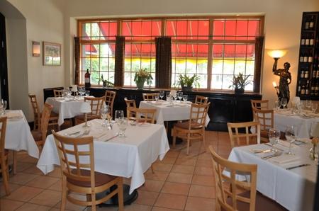 Cadot Restaurant - Avenue Room