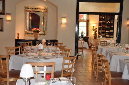 Cadot Restaurant - Main Dining
