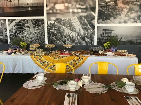 Fresh & Fabulous Cafe - Special Occasion Tea Buffet