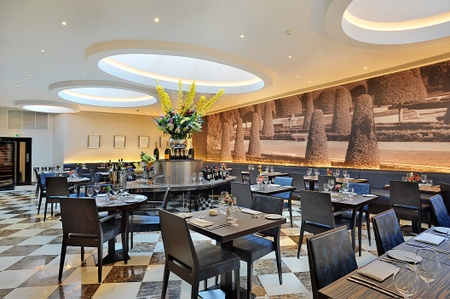 The Crescent Restaurant & Lounge - Breakfast Room