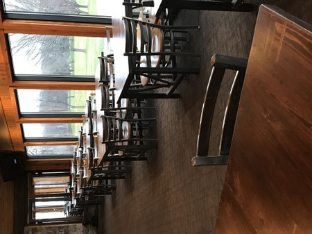 Vandy's Grille - Dining Room