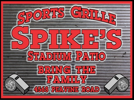 Spike's Sports Grille - Spike's Sports Grille