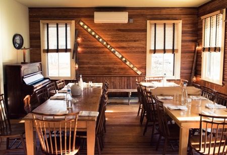 The North Branch Inn - Dining Room