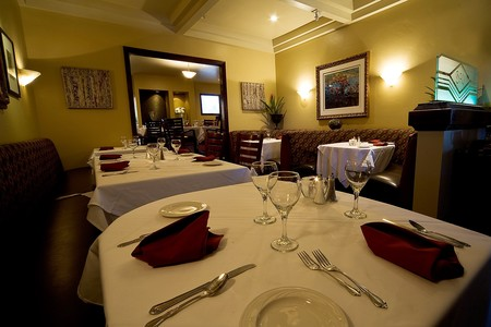 Baci Ristorante - Smaller Dining Area