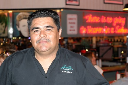 Corvette Diner - Executive Chef Daniel Diaz