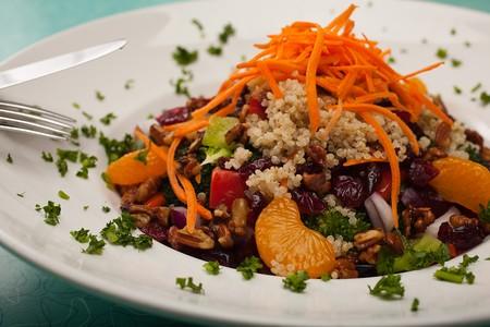 Corvette Diner - Salad