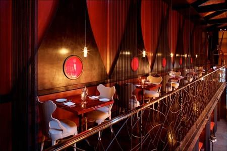 Cafe La Boheme - Balcony