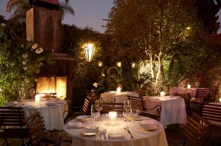 Cafe La Boheme - patio
