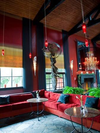 Cafe La Boheme - Bar Lounge