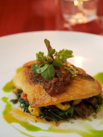 Cafe La Boheme - Fish