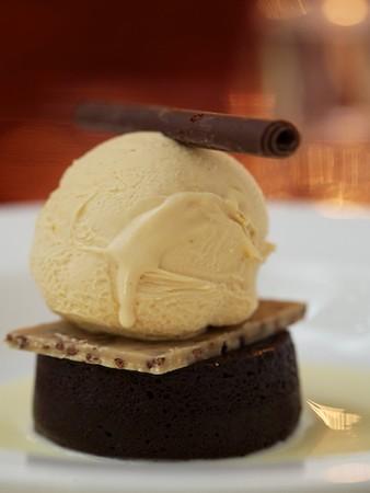 Cafe La Boheme - Chocolate Cake