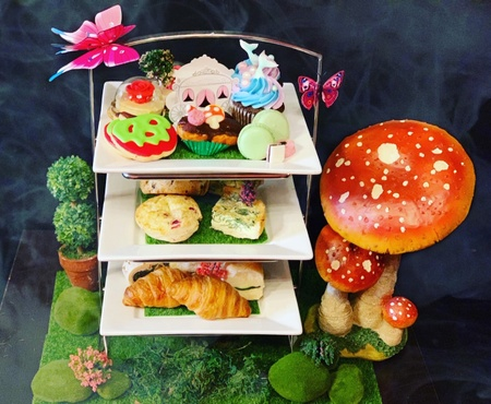 Alice in the Village - Mystic - Fairytale Afternoon Tea