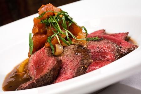 Terra American Bistro - Grilled Flank Steak