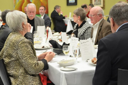 Six Ninety One Restaurant at Grayson College - Annual Valentine's Dinner
