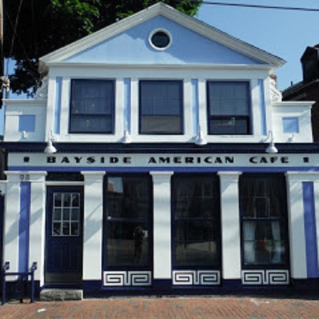 Bayside American cafe - Cafe