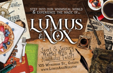Lumus and Nox - Lumus and Nox