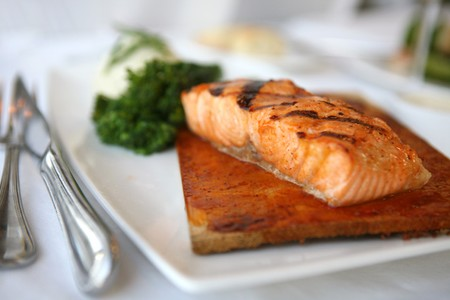 Humphreys - Grilled Salmon