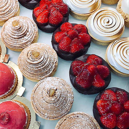 Estelle Bakery & Pâtisserie - Assorted Cakes and Tarts