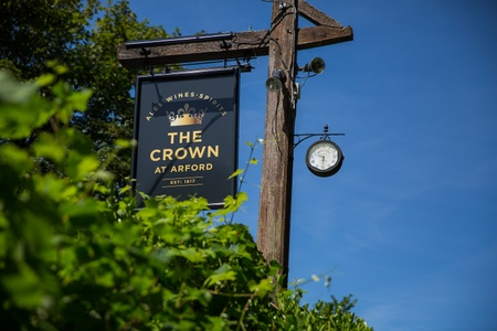 The Crown at Arford - The Crown at Arford