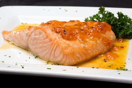The Palm - San Diego - Salmon Filet