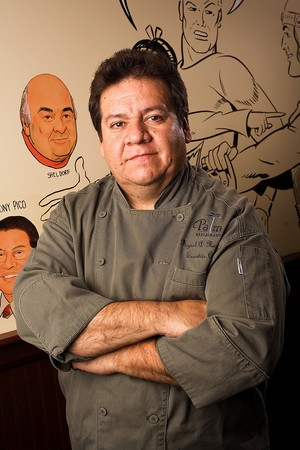 The Palm - San Diego - Head Chef Miguel Martinez