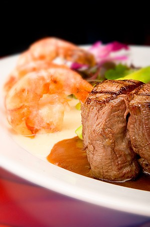 Ocean Room - Filet Mignon Steak