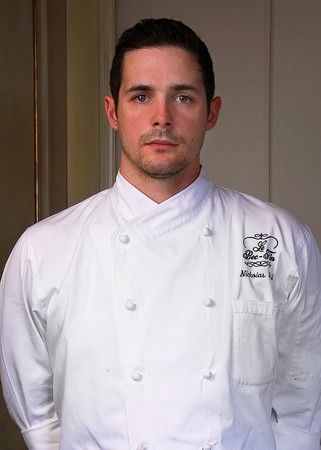 Le Bec Fin - Executive Chef Nicholas Elmy