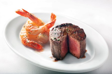 Ruth's Chris Steak House - Filet Shrimp